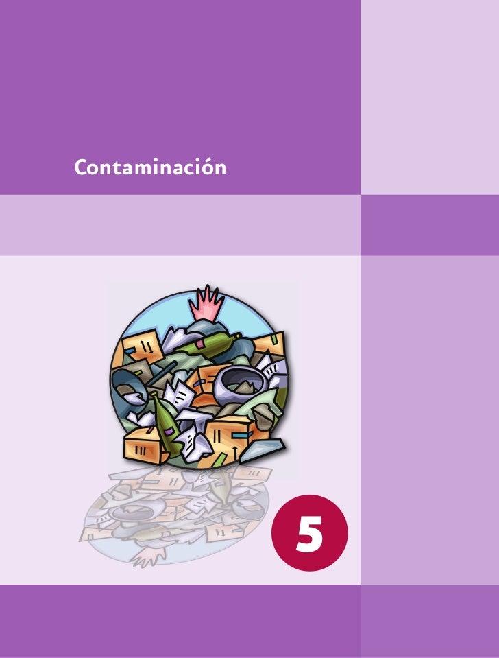 Contaminación                5