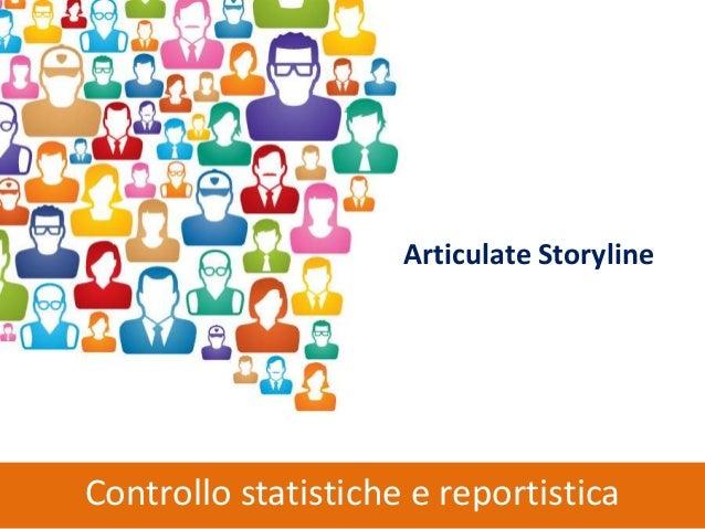 5 - Come usare Storyline con Docebo: Report
