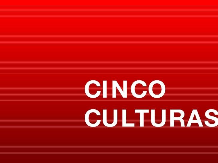 5culturas