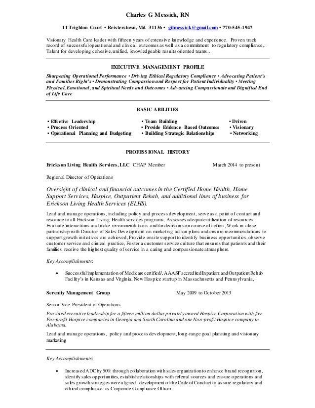 Nursing Resume - Free Nurse Resume Examples