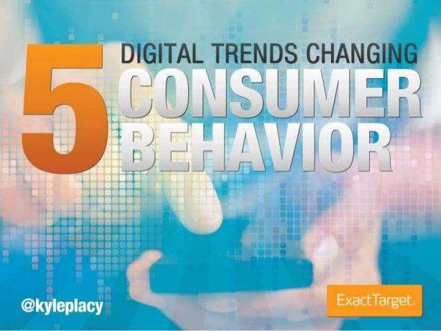 5 Digital Trends Changing Customer Communication