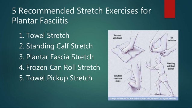 5 Effective Plantar Fasciitis Stretch Exercises to Soothe ...
