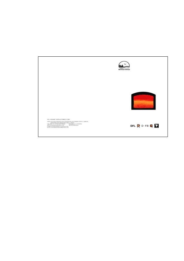 耐火材料Our_catalogue 1