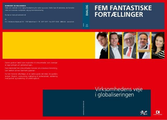 DI Fem Fantastiske Fortællinger - Danske virksomheder på det globale marked