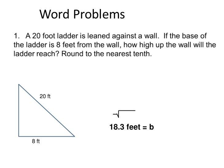 5 Geometry Pythagorean Theorem