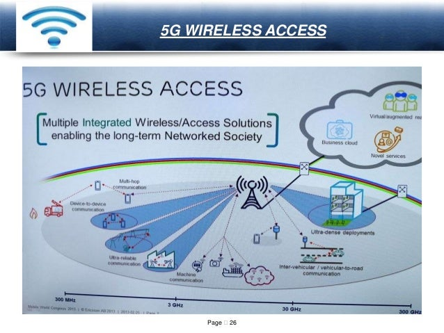 5g ppt new for 5g network architecture