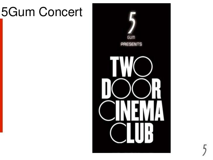 5Gum Concert