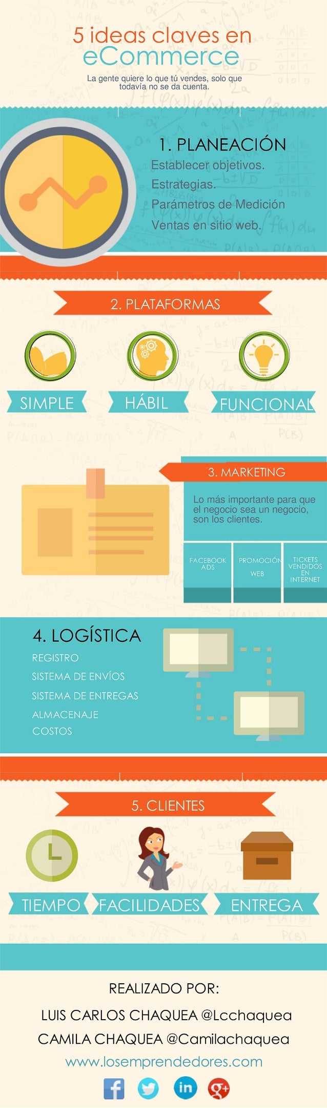 5 ideas claves en ecommerce