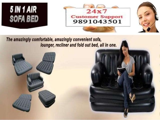 Air Sofa, Sofa Cum Bed