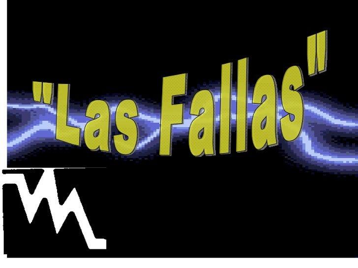 5 las fallas