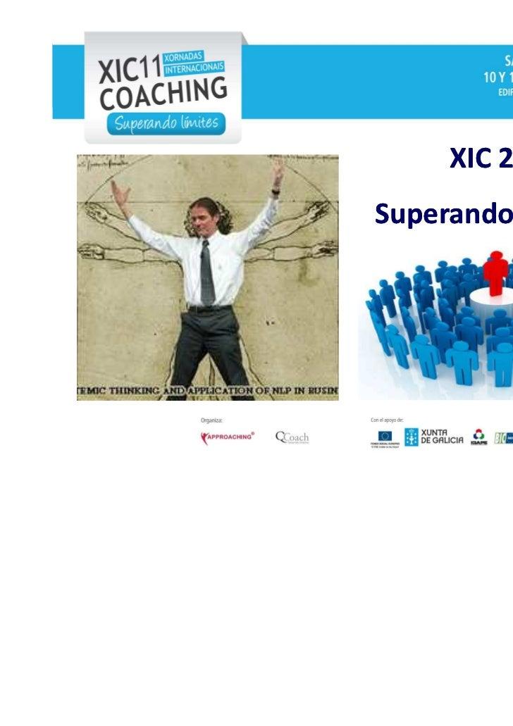 XIC 2011Superando límites