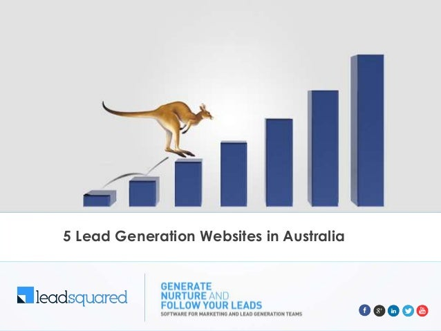 5 Lead Generation Websites in Australia