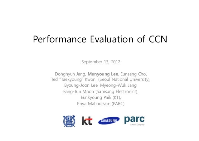 CCNxCon 2012: Session #7: Performance Comparison of Various Caching Strategies in CCN with Real P2P Traces