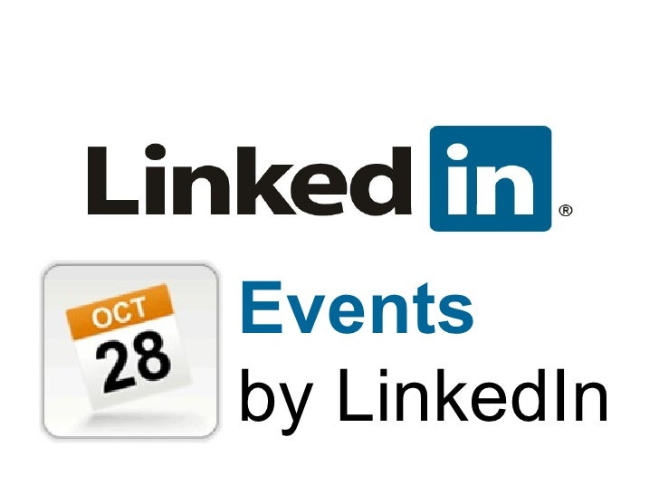Linked In Events