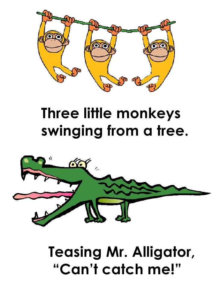 5 Littlemonkeys