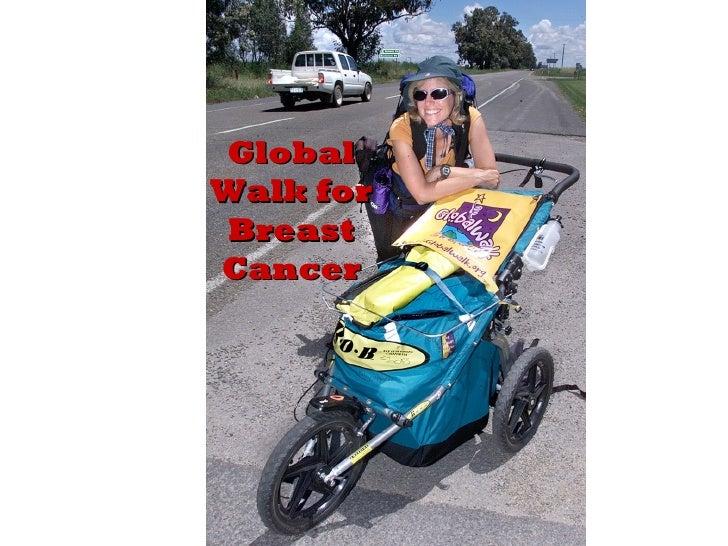 Global Walk   for Breast Cancer