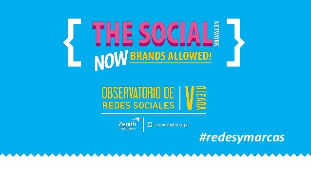 5ª oleada observatorio de redes sociales españa- The Cocktail Analysis
