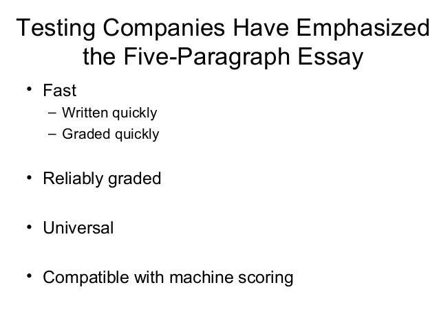 Stupid essay?