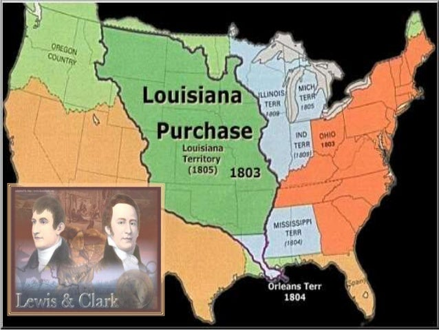 louisiana purchase thesis statement Free louisiana purchase papers, essays, and research papers.