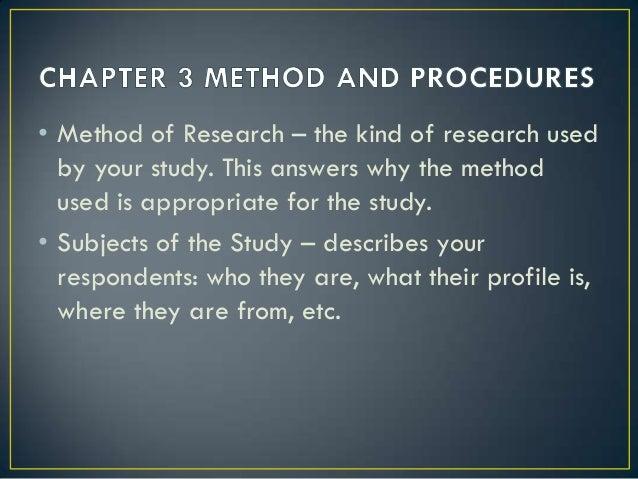 Research paper argument