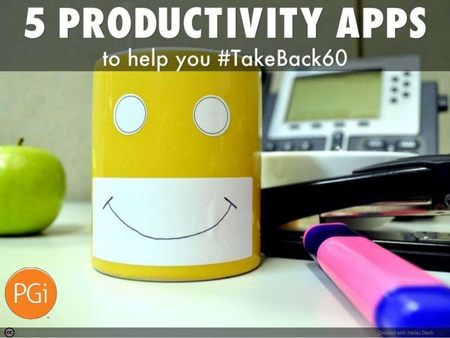 Top 5 Must-Have Productivity Apps