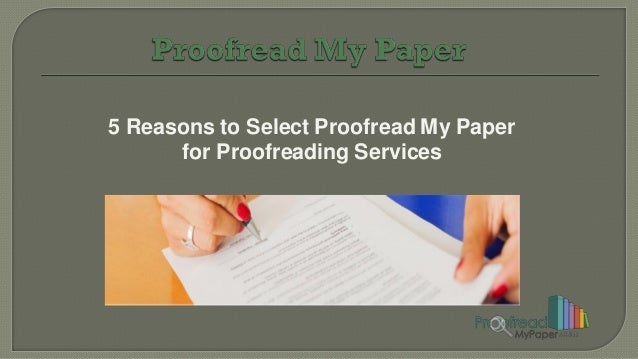Spanish Proofreader Services Online
