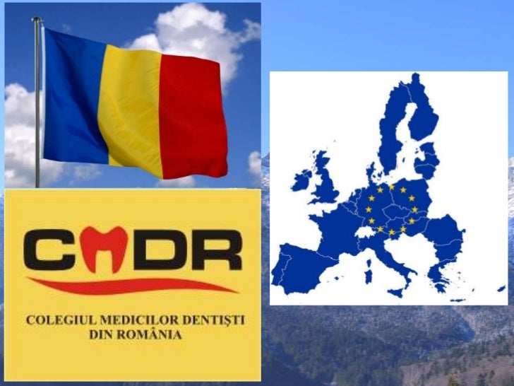 • 21 680974 Romanians• 42 counties and 42 Local Councils of Dentists• 16 486 dentists registered to practise at 11.11.11