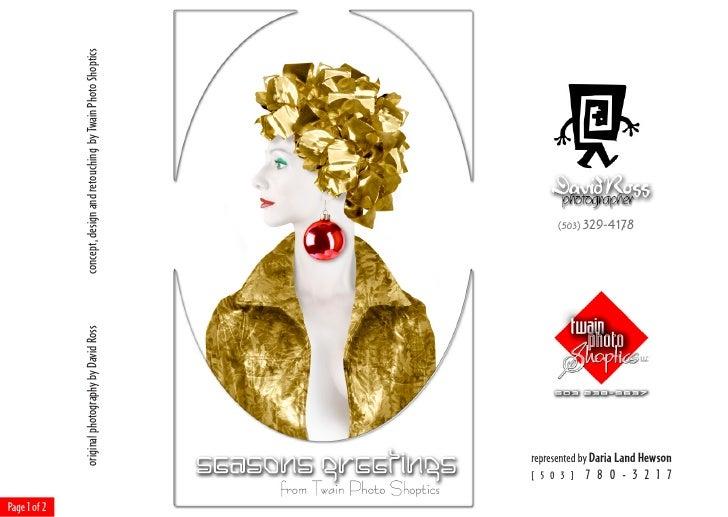 5)Seasons Greetings 2 Pages