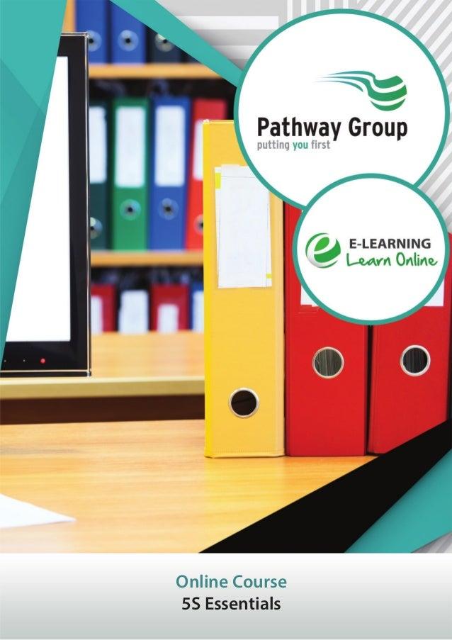 Online Course 5S Essentials