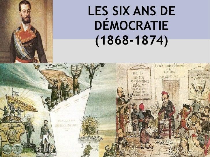 CONSTITUTION DE 1869 Constitution d'origine populaire Souveraineté de la nation Division des pouvoirs Grande Déclarat...