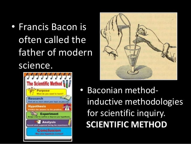 francis bacon science essays If he did little himself to raise science to the position of dignity it now occupies especially in some of the essays lord bacon's chief works are contained in the following list francis the baconian system of philosophy the catholic encyclopedia vol 2.