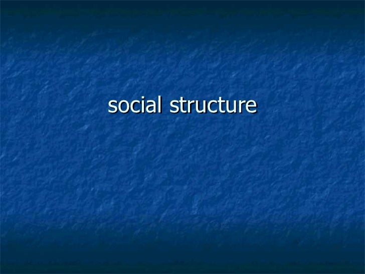 5socialstructure