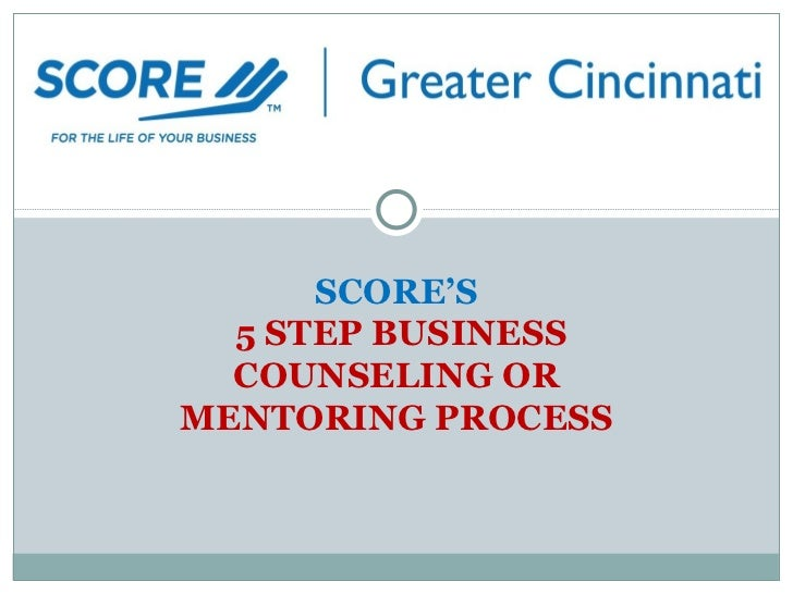 5 Step Business Counseling Process
