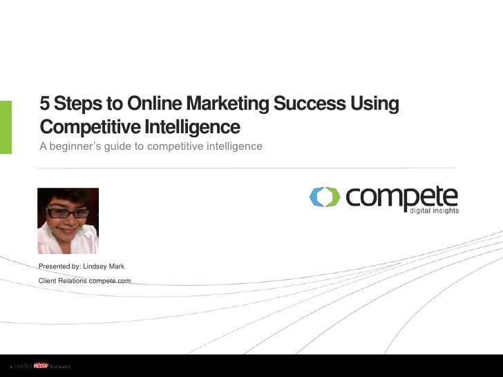5 Steps to Competitive Intelligence Success