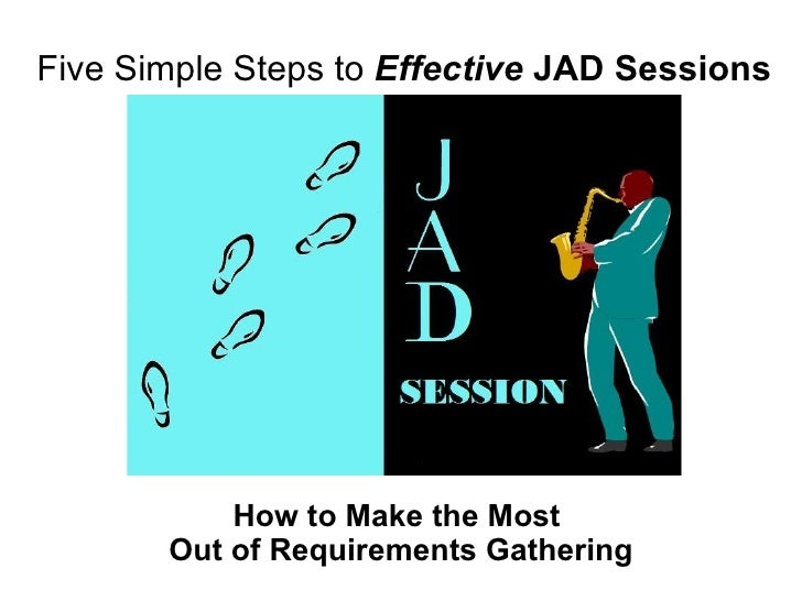what is a jad session
