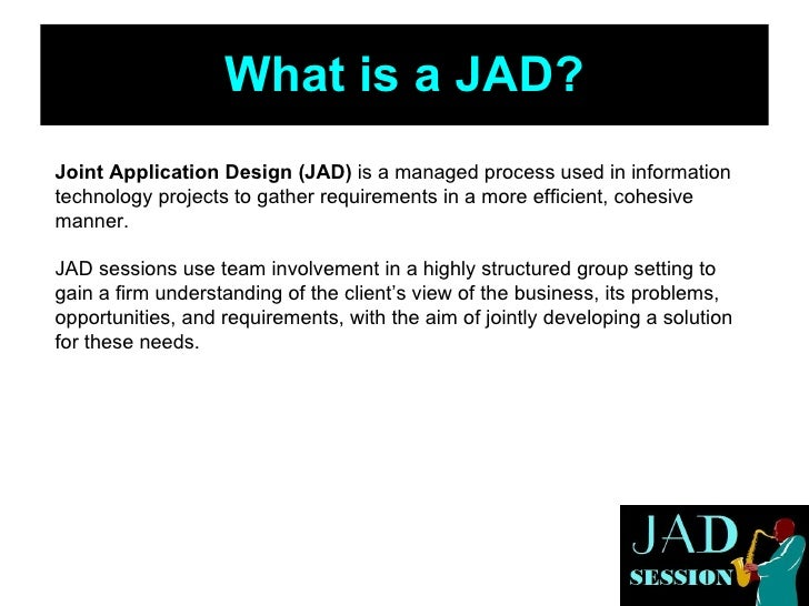 5 steps to effective jad sessions