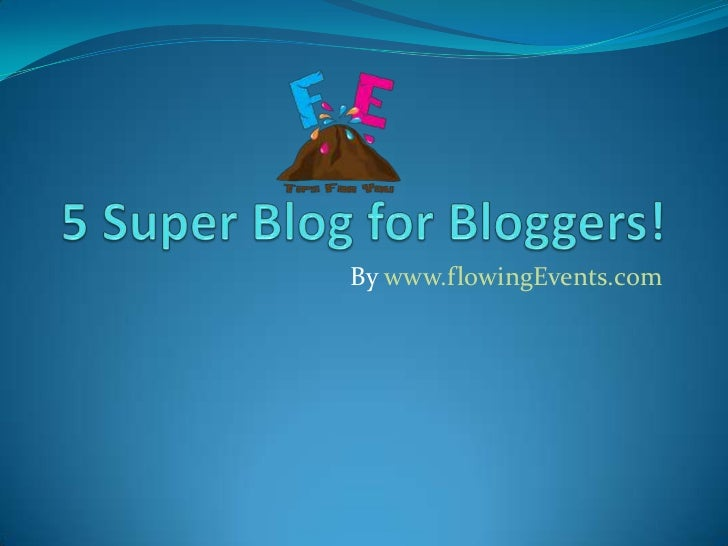 5 super blog!