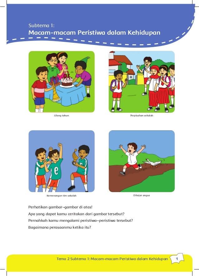 Buku Siswa Kls 5 Tema 2