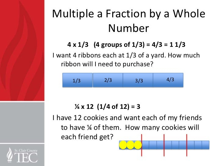 4th grade fraction problems worksheets