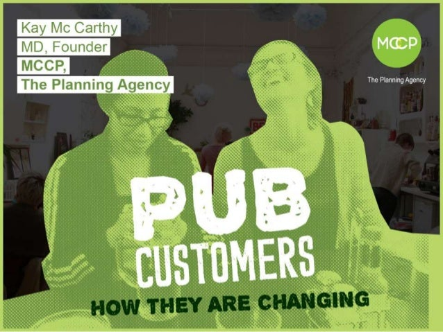 Opportunities for the Dublin pub of the future
