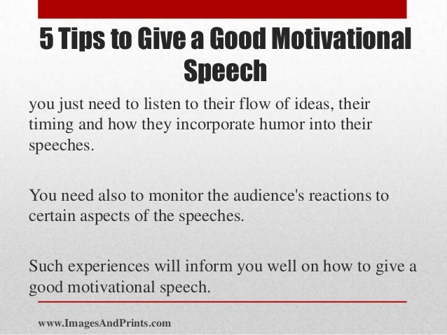 motivational speech topics for college students Motivational speeches help put across your viewpoint in a manner that encourages people to follow it go through this article and explore some inspirational speech topics, just for you.