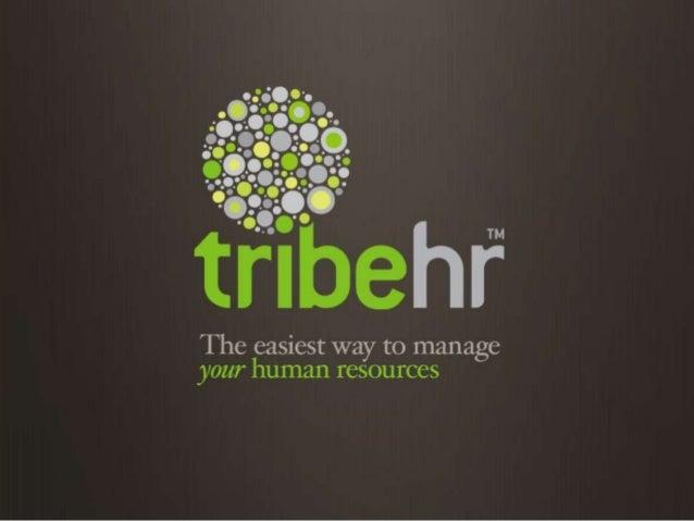 TribeHR Presents at Under the Radar