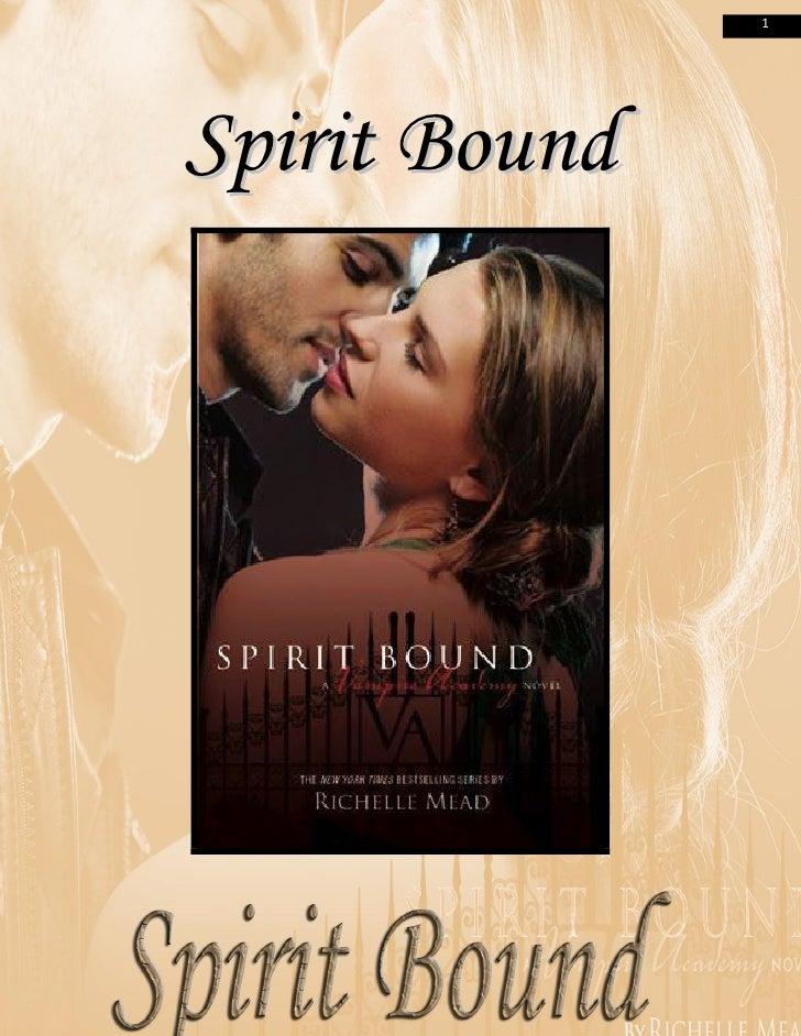 1Spirit Bound