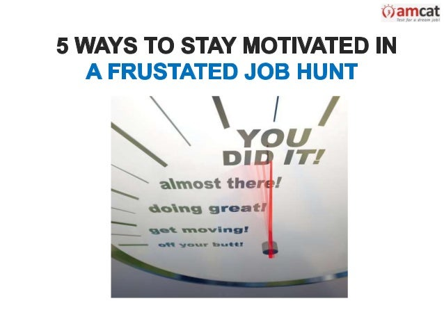 """When your motivation is low, general job-searching tasks like """"network"""" and """"redo resume"""" can be overwhelming. A great way..."""