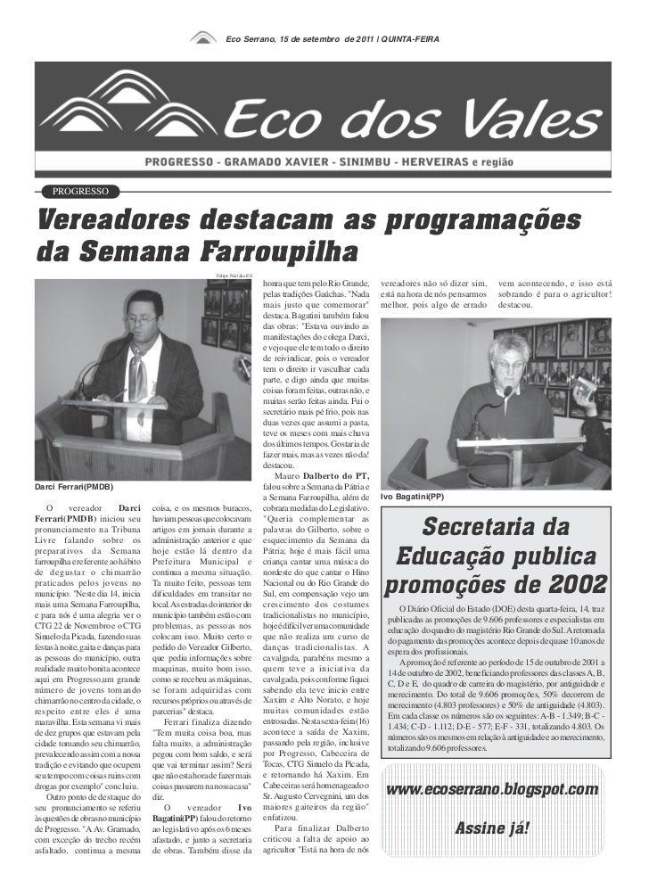 Eco Serrano