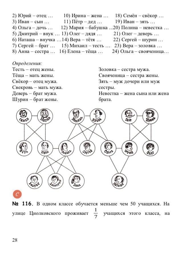 2) Юрий – отец …