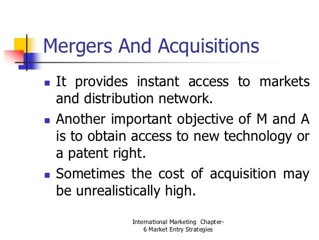 mergers and acquisitions and market share essay Mergers and acquisitions (m&a) and corporate restructuring play a major role in the corporate finance world m&a is a process which brings separate entities together to form a single larger company.