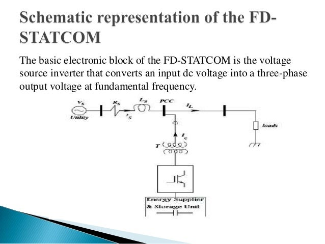thesis on d-statcom Abstract - in this thesis, proposes a new algorithm to generate reference  with  these features, this scheme allows dstatcom to tackle power-quality issues by.