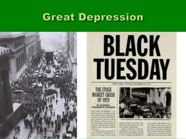 great depression picture essay