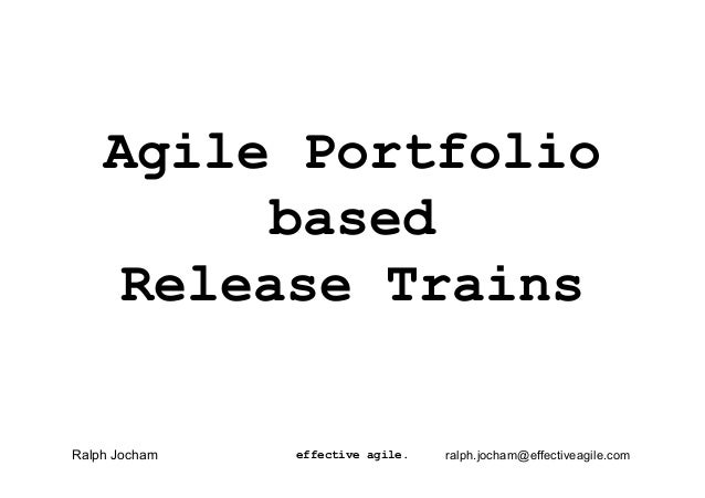 Ralph Jocham, Effective Agile | Agile Turkey Summit 2013